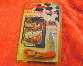 COLLECTORS Edition Alan Kulwicki 1992 Winston Cup Champion Collector Card an Knife