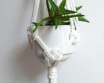 Handmade Macrame Small Plant Hanger