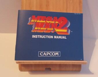 NES Mega Man 2 -  Replacement Manual