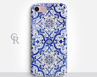 Tile iPhone 7 Plus Case For iPhone 8 iPhone 8 Plus - iPhone X - iPhone 7 Plus - iPhone 6 - iPhone 6S - iPhone SE - Samsung S8 - iPhone 5