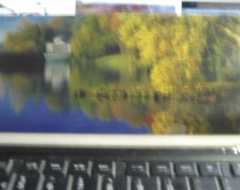 Autumn in Stourhead Wiltshire Birthday Card