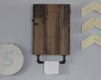 Bathroom Organization, Reclaimed Wood Shelves, Bathroom Cabinet,Industrial Shelf, Rustic Medicine Cabinet, Bathroom Wall Cabinet