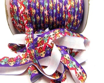 Fancy pets (by the yard) elastic Ribbon