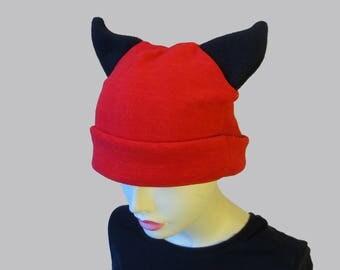 Adult Devil Hat