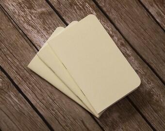 Field Notes notebook insert, pocket size TN planner insert, blank midori insert, traveler notebook, fauxdori insert, TN insert paper refills