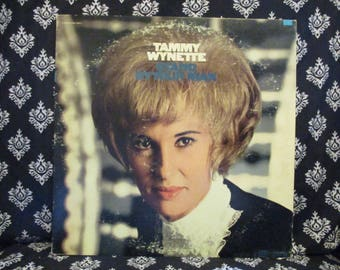 Tammy Wynette Stand By Your Man Record LP Album