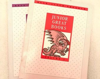 Read Aloud Program Junior Great Books Dragon Series