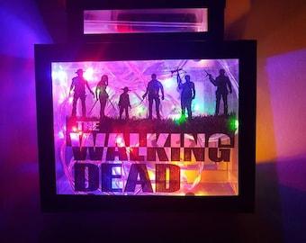 The Walking dead lantern