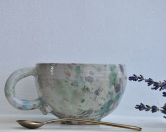New Multi-Color Tea/Coffee Cup