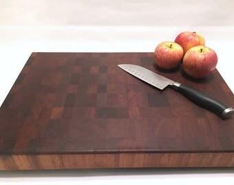 Hardwood Endgrain Cutting Boards