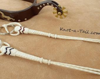 RARE, Rawhide keychain,  Hand-braided, natural rawhide, Mini QUIRT whip key chain,  hand-braided real  rawhide key chain, Western Key chain