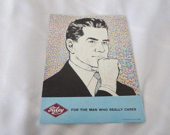 1959 1960 Riley 4 / Sixty Eight Sales Brochure 4/Sixty Eight