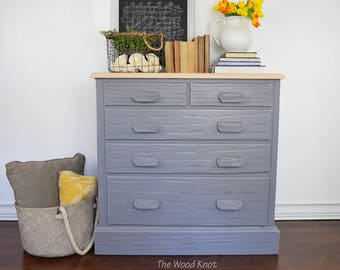 farmhouse rustic gray and off white dresser distressed for a rustic look tv stand