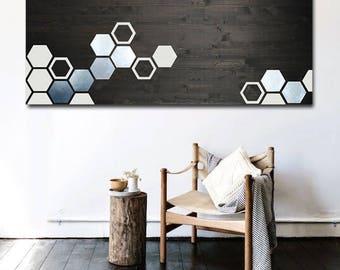 White Metal Art Decor Awesome Metal Art Wall Decor Wall Art Geometric Wood Wall Art Decor Decorating Inspiration