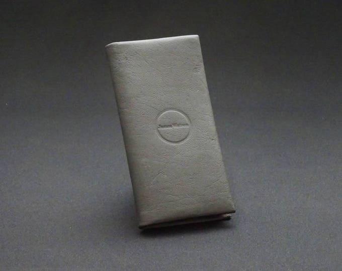 Sony Smartfold7 Phone Wallet - Black - Fits Sony Z3 Z4 Z5 XA XZ - Made in Australia with Australian leather.