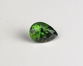1.05 cts Green tourmaline