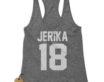 Jerika 18 Racerback Tank Top for Women