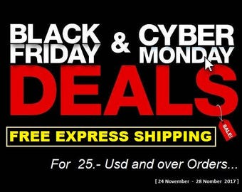 BLACK FRIDAY DEALS, Black Friday & Cyber Monday Sale