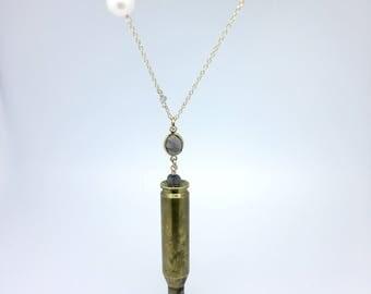 Custom Bullet Shell Necklace