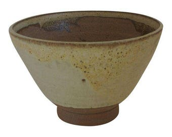 Vintage Art Pottery Bowl