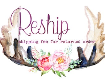Reship Your Order | Too Stamping Cute