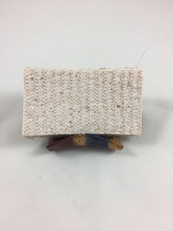 Business Card Holder, Ceramic Business Card Holder, Handmade Pottery ...