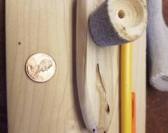 Mini scar peace pipe