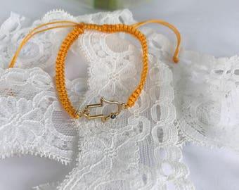 Evil/Lucky Eye Hamsa Bracelet