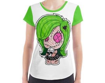 Ladies Voodoo Doll T-Shirt