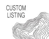Custom Order | Rennie | 11 x 14