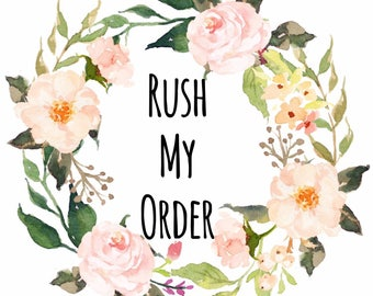 Bump my order to the front of the line - Pretty Please