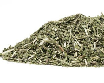 VERVAIN (Verbena), USDA ORGANIC and Kosher.  Verbena hastata.  Choose one or one-half ounce bags.
