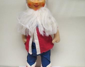 Just Great Swedish Old Big Christmas Gnome