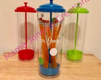 Teacher Pencil Holders