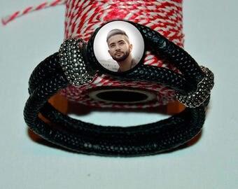 set of 3 items bracelet, earrings