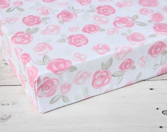 rustic crib bedding, floral crib bedding, floral crib sheet, 4babies, fitted crib sheet, crib sheet girl, baby shower gift