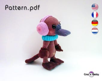 Pattern - Katy the Platypus