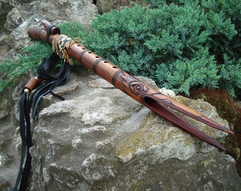 Native American Style Flute | A# 432 Hz