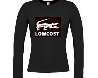 Humoristique LOWCOST long sleeve t-shirt