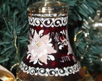 Glass christmas  Etsy