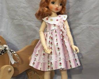 Sleeveless dress for MSD