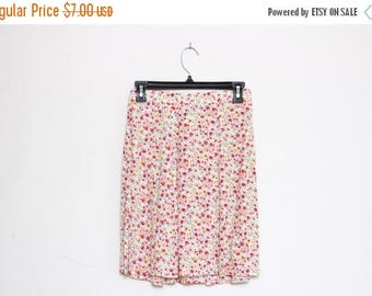 25% OFF VTG 90s Floral Revival High Waist Grunge Skirt S