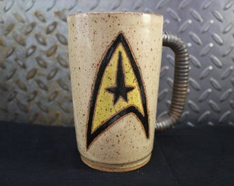 Star Trek Captain's Mug #803