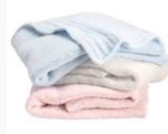 Micro Chenille Baby Blanket