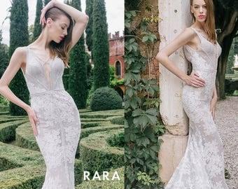 Wedding dress TOLLA, dress, couture wedding dress, gown wedding dress