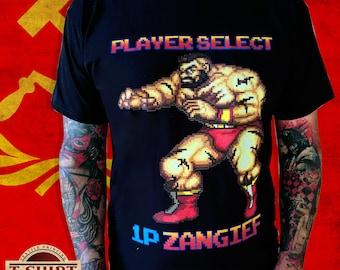 Street Fighter II: ZANGIEF!