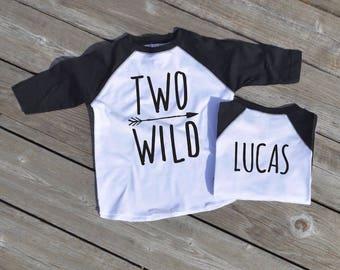 Two wild shirt