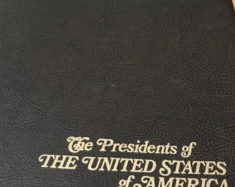The Presidents of the United States of America Stamps and Envelopes