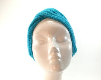 Fluor Blue Olso Turban