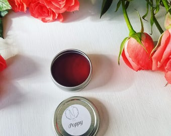 Poppy Tinted Lip Balm